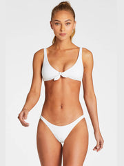 Vitamin A Lou Top Eco White, view 1, click to see full size