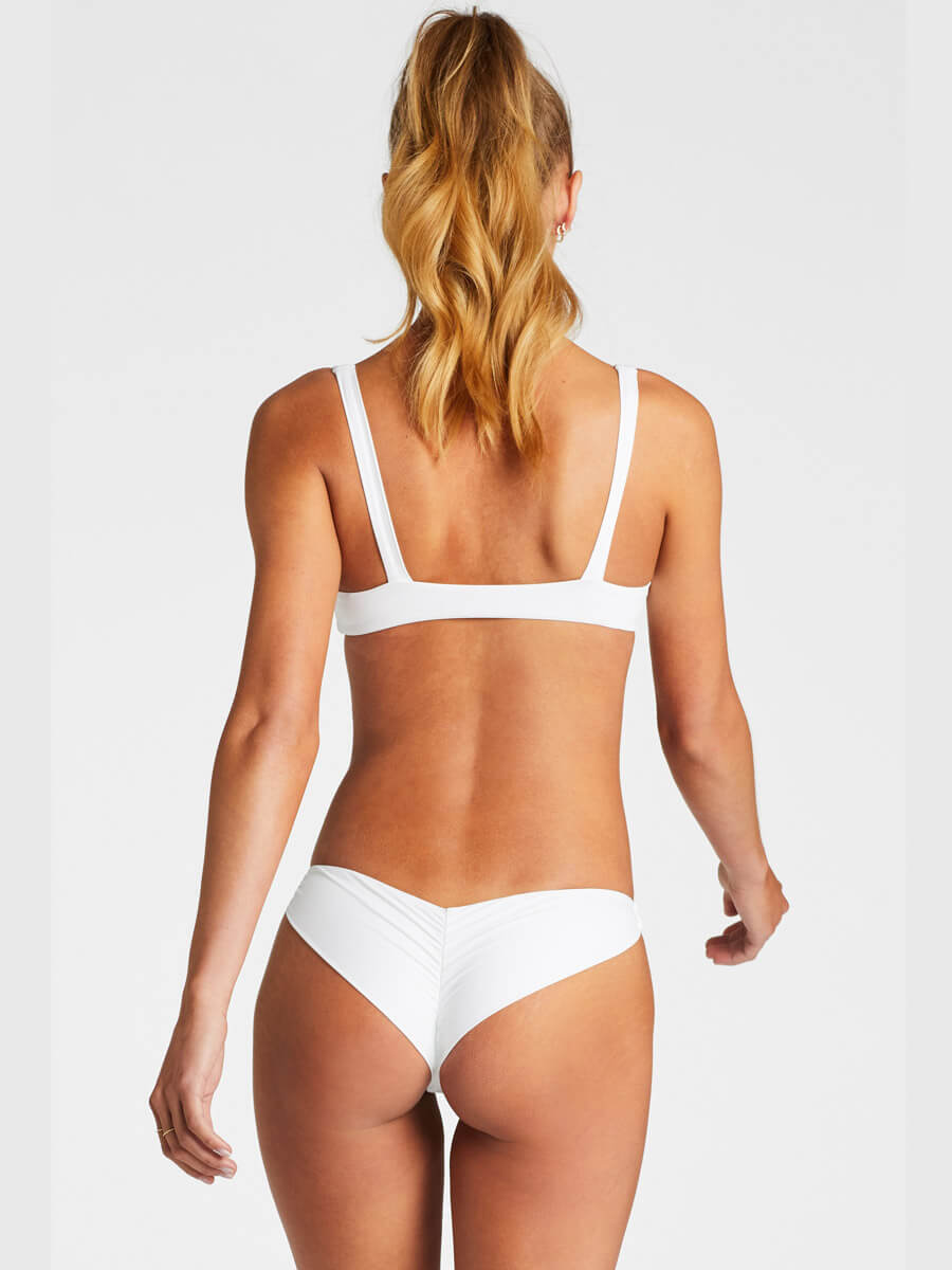 Vitamin A Lou Top Eco White