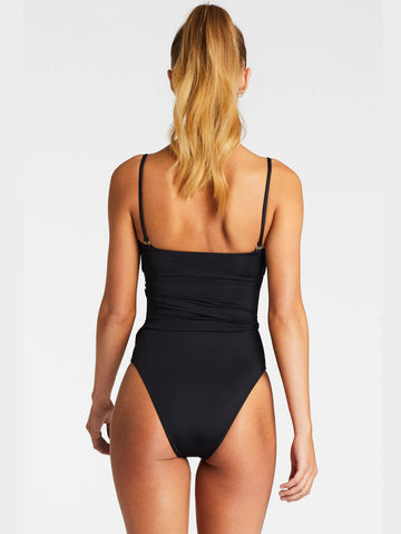 Vitamin A Marylyn Bodysuit Eco Black