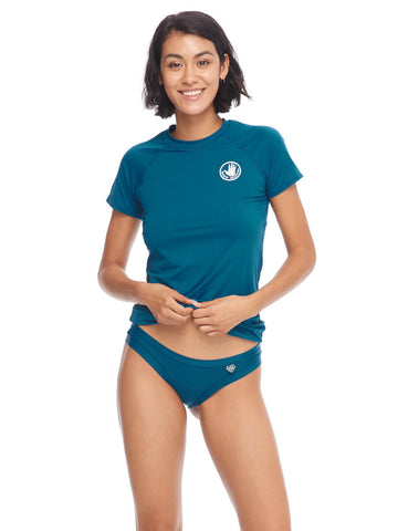 Body Glove In Motion Rash Guard Prussian