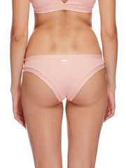 Body Glove Ibiza Audrey Hipster Bottom Seashell, view 2, click to see full size