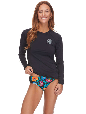 Body Glove Sleek Rash Guard Black
