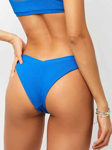 Frankies Bikinis Austin Bottom Royal