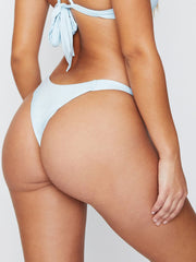 Frankies Bikinis Malibu Bottom Cheeky Sea Salt