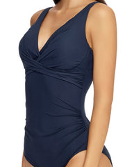 JETS D/DD Underwire One Piece Midnight
