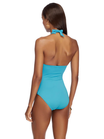 JETS Collective One Piece Halter Capri