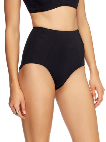 JETS High Waist Bottom Black