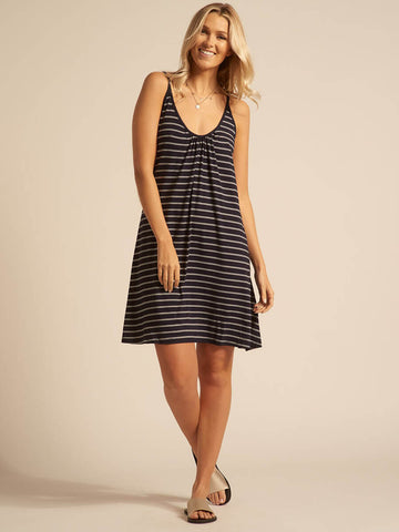 Koy Resort Santa Monica A-Line Dress Navy