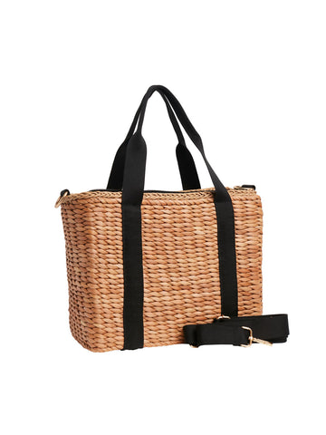 L*Space Cameron Cooler Bag Natural