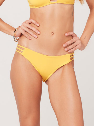 L*Space Kennedy Classic Bottom Sunshine Gold