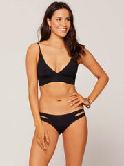 L*Space Estella Classic Bottom Black, view 4, click to see full size