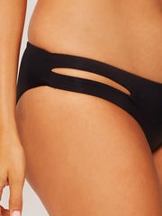 L*Space Estella Classic Bottom Black, view 3, click to see full size