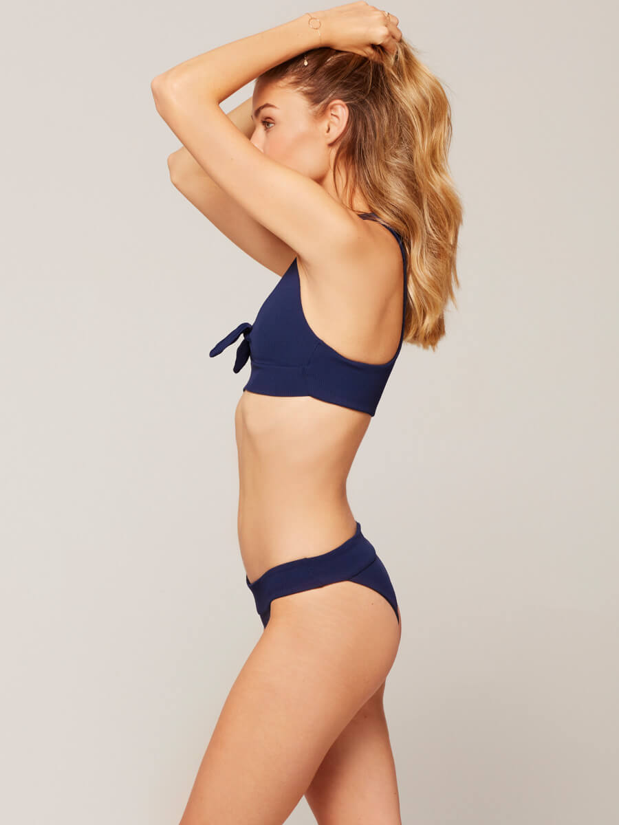 L*Space Tara Top Midnight Blue