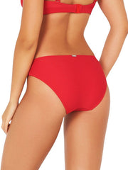 Baku Rococco Regular Pant Red