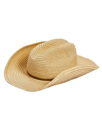 Seafolly Cowboy Hat Natural