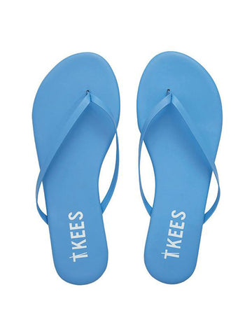 Tkees Solids Sandals Blue