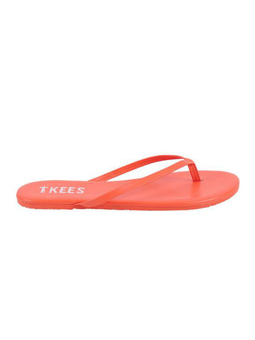 Tkees Solids Sandals Coral