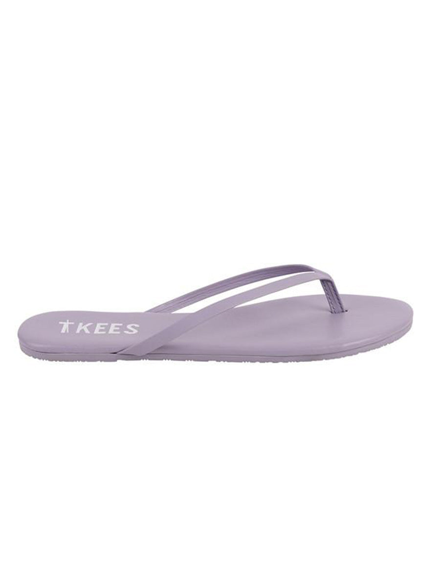 Tkees Solids Sandals Lavender