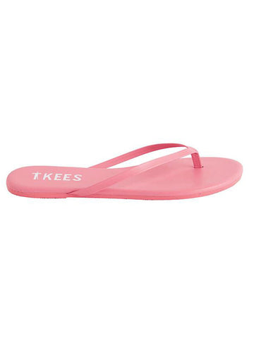 TKEES Solids Sandals Pink