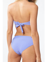 Red Carter Rib Alexa Top Lilac, view 2, click to see full size