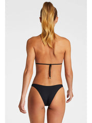 Vitamin A Cosmo Top Black EcoRib, view 2, click to see full size