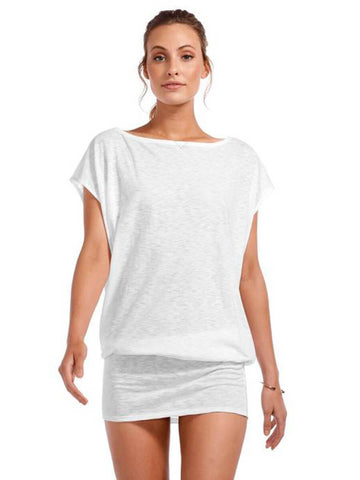 Vitamin A Ella Tunic Eco White