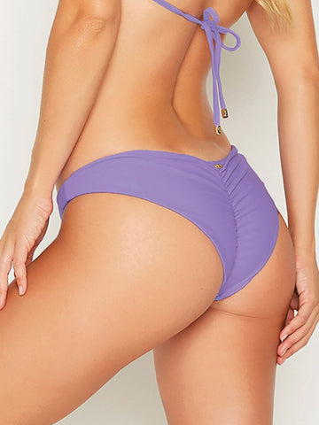 Beach Bunny Angela Skimpy Bottom Lilac