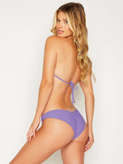 Beach Bunny Emma Triangle Top Lilac, view 2, click to see full size