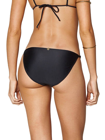 ViX Solid Elis Detail Full Bottom Black