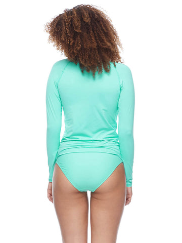 Body Glove Sleek Rash Guard Sea Mist