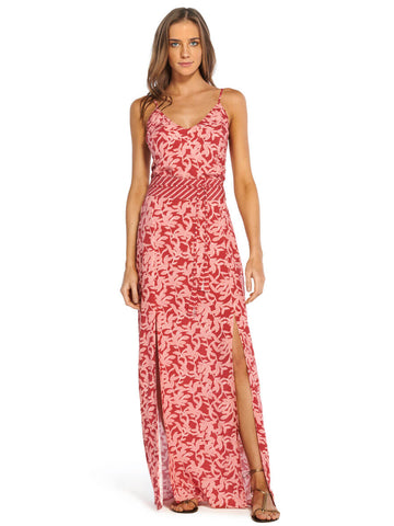 ViX Hermosa Elba Long Dress Multicolor