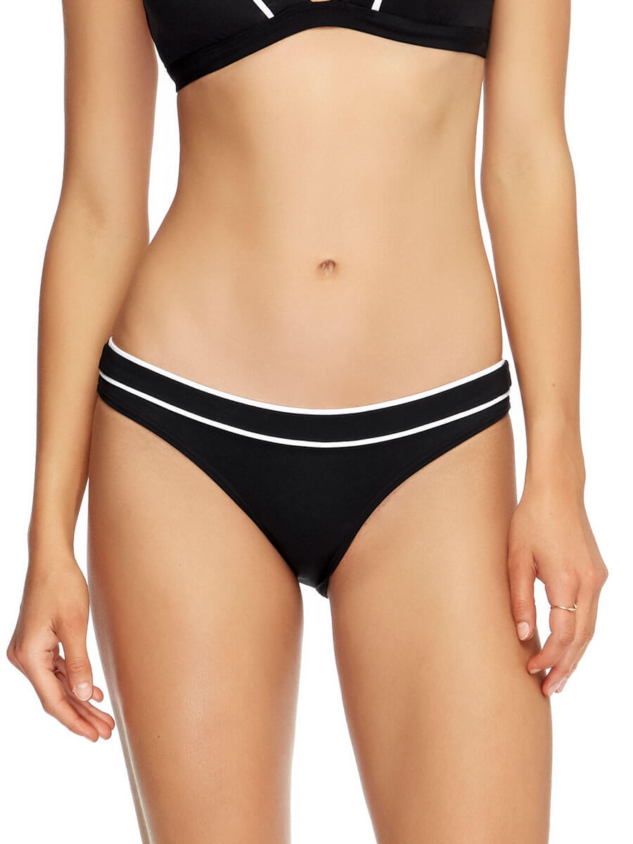 JETS Classique Hipster Bottoms Black/White