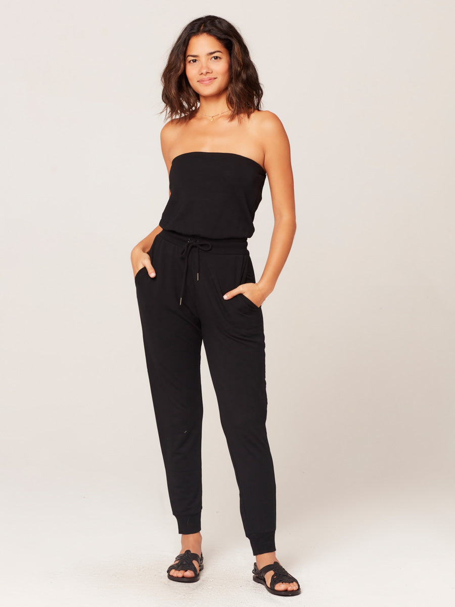 L*Space North Shore Jumper in Black