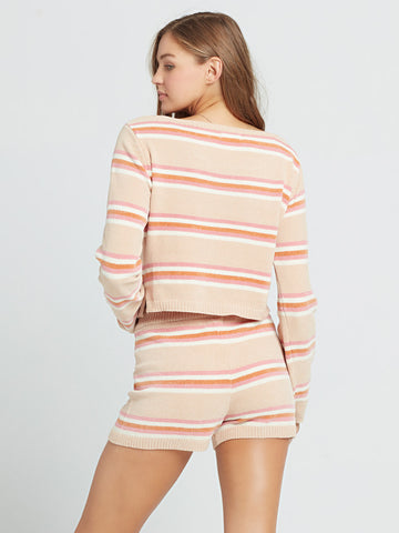 L*Space Sun Seeker Short in Stripe