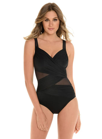 Miraclesuit Network Madero One Piece Black