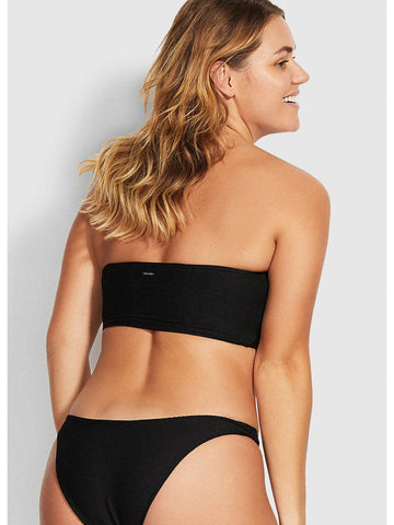 Seafolly Essentials Tube Top Black