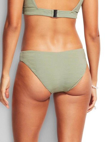 Seafolly Seaside Soiree Hipster In Thyme