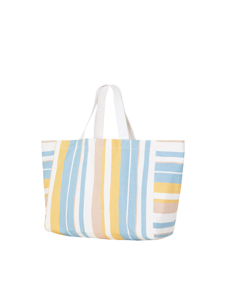 Seafolly Stripe Slouchy Bag Multicolor