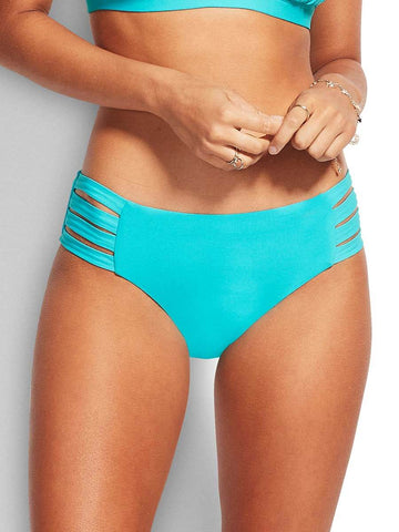 Seafolly Active Multi Strap Hipster In Scuba Blue