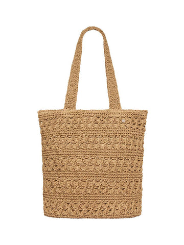 Daisy Chain Tote In Natural