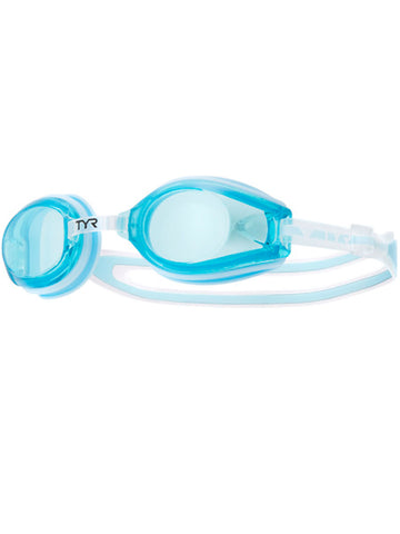 TYR Femme T-72 Petite Goggles Blue