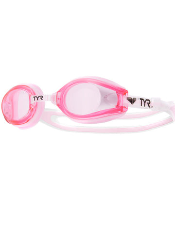 TYR Femme T-72 Petite Goggles Pink