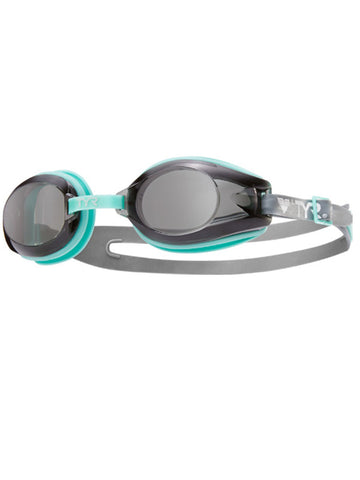 TYR Femme T-72 Petite Goggles Smoke