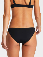 Vitamin A Luciana Full Bottom Eco Black, view 2, click to see full size