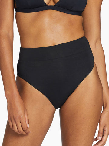 Vitamin A Ibiza Bottom in Eco Black