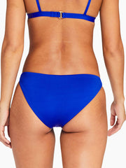 Vitamin A Luciana Full Bottom in Sardinia Blue EcoLux, view 2, click to see full size