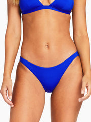 Vitamin A Luciana Full Bottom in Sardinia Blue EcoLux, view 1, click to see full size