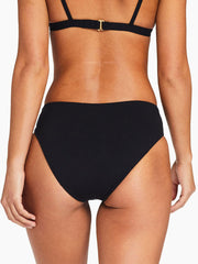Vitamin A Tracy Bottom in Black Biosculpt, view 2, click to see full size