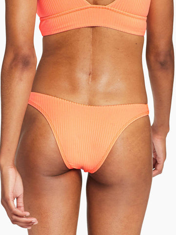 Vitamin A Cali High Leg in Day Glow EcoRib
