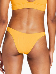 Vitamin A Cali High Leg in Iced Mango EcoRib, view 2, click to see full size